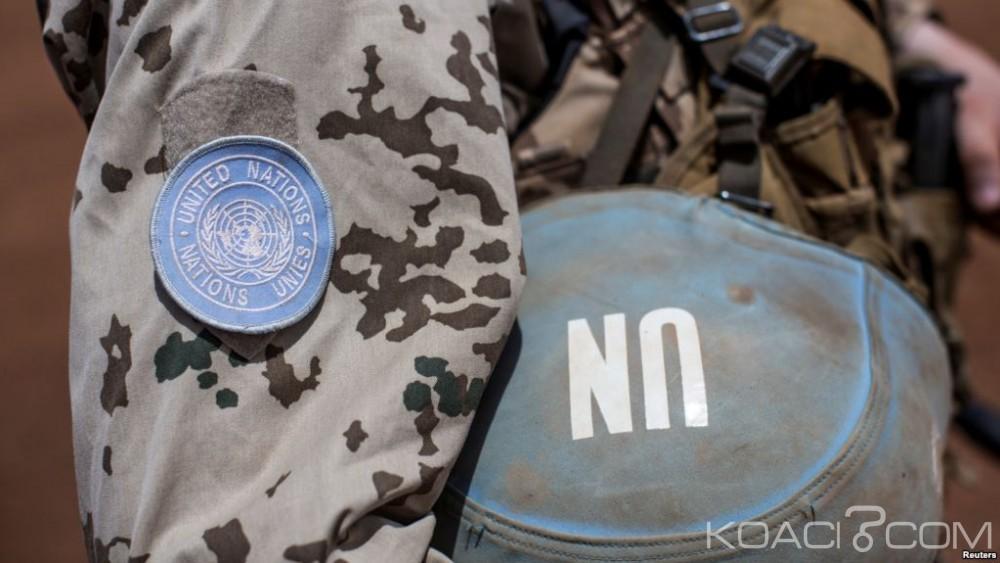 Mali:   Le casque bleu guinéen blessé lors d'une attaque à Kidal est décédé  d'une maladie