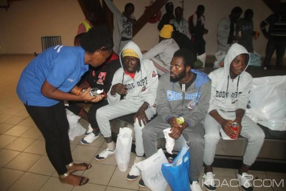 Côte d'Ivoire: Un autre convoi de 168 ivoiriens  en Provenance de Libye, un migrant témoigne: «C'est l'eau des toilettes que nous buvions»