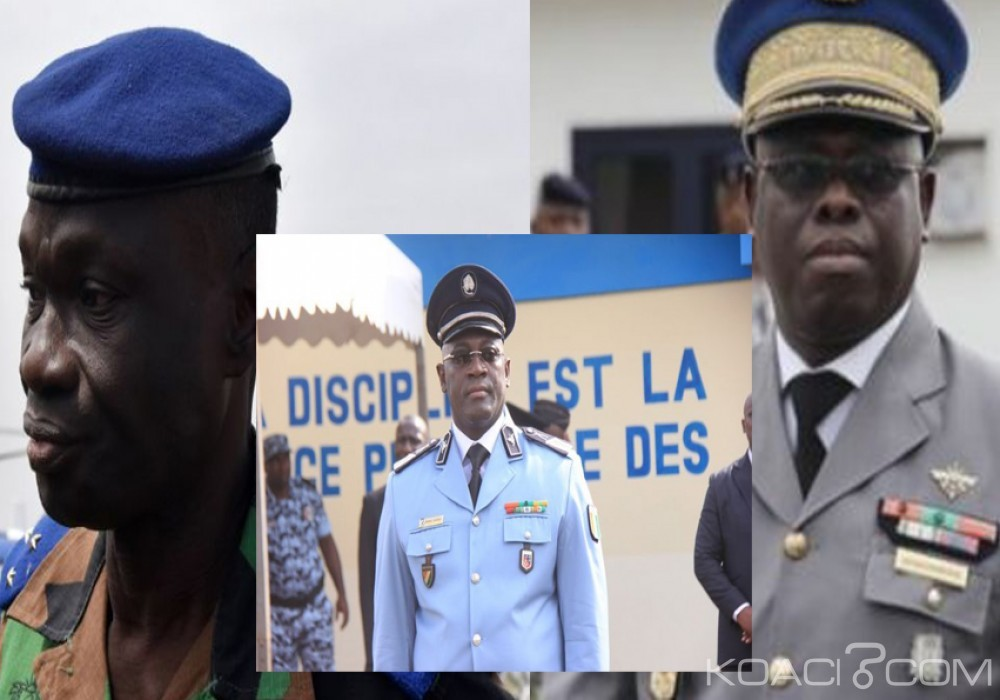 Côte d'Ivoire: Ouattara promeut plusieurs officiers des FACI dont Touré Sékou, Kouakou Kouadio Nicolas, Kouyaté Youssouf