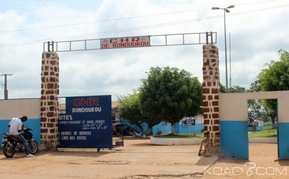 Côte d'Ivoire: Bondoukou, le service financier du Centre Hospitalier Régional attaqué, deux millions emportés