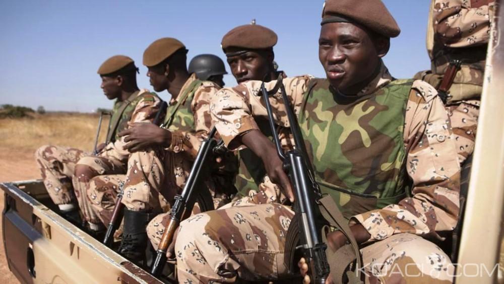 Mali:  L'armée repousse une attaque terroriste près de Niono, cinq islamistes tués