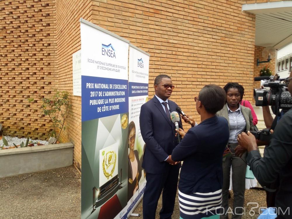 Côte d'Ivoire: La meilleure  administration publique célèbre l'excellence du mérite, Kaba Nialé prend un engagement