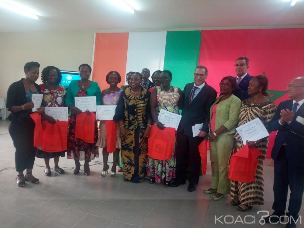 Côte d'Ivoire: 614 décès pour 100 000 naissances vivantes, les sages-femmes appelées à rectifier le tir à l'issue d'une formation de perfectionnement