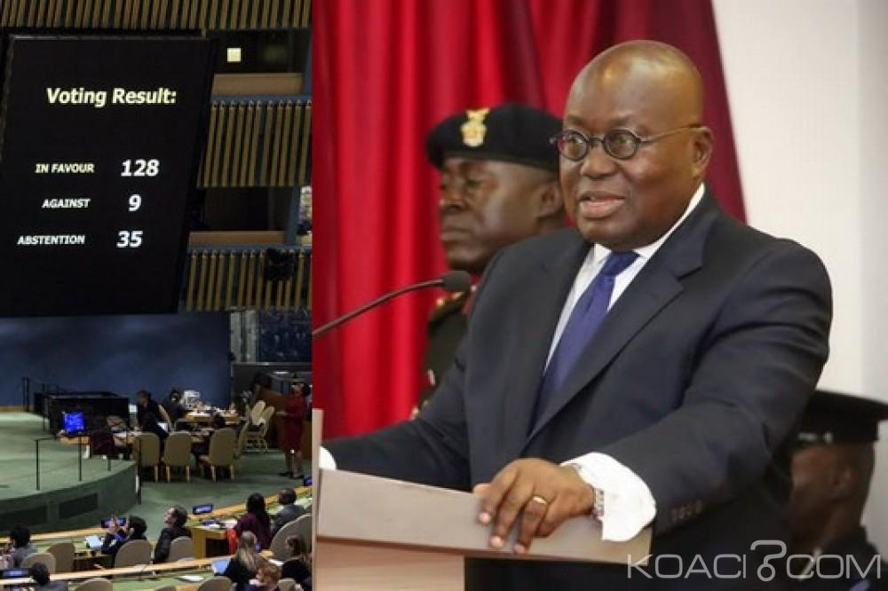 Ghana: Accra explique le choix de son vote contre Jérusalem à l'ONU