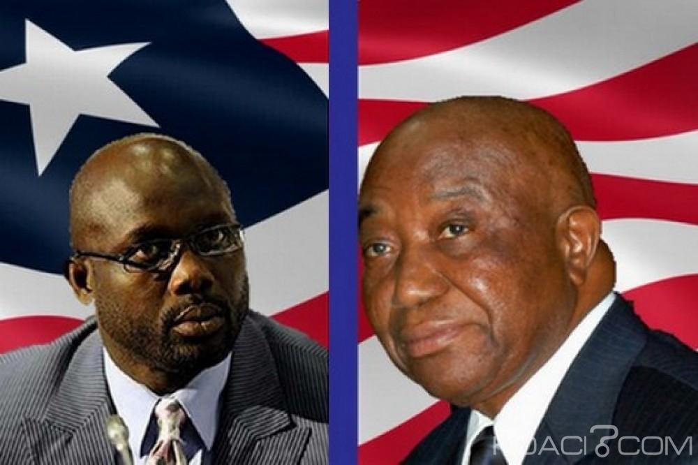 Liberia: Présidentielle, J-1, les USA préviennent contre d'éventuelles troubles