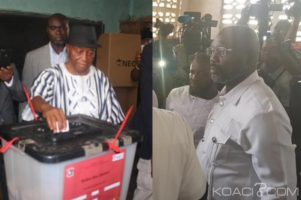 Liberia: Présidentielle, attente des premiers résultats, décret instituant la transition