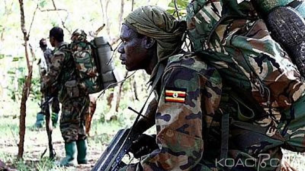 Ouganda-RDC: L'armée  abat une centaine de rebelles ADF  dans une attaque aérienne sur le sol congolais