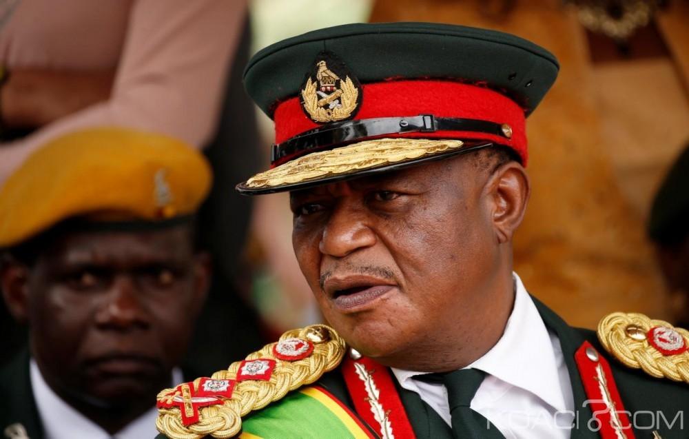 Zimbabwe: Le général à la retraite Constantino Chiwenga officiellement vice-Président