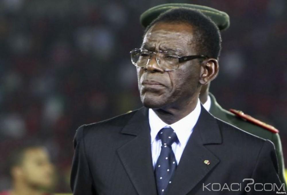 Guinée équatoriale: L'opposition dénonce la présence d'une cinquantaine de prisonniers politiques