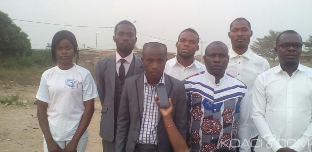 Côte d'Ivoire : Saute d'humeur de mutins, démobilisés, casse d'agences de la CIE en 2017, un collectif d'homme de Dieu mène des actions pour la paix à Bouaké en 2018