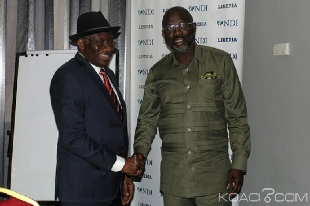 Liberia: George Weah confirmé Président, Boakai s'incline