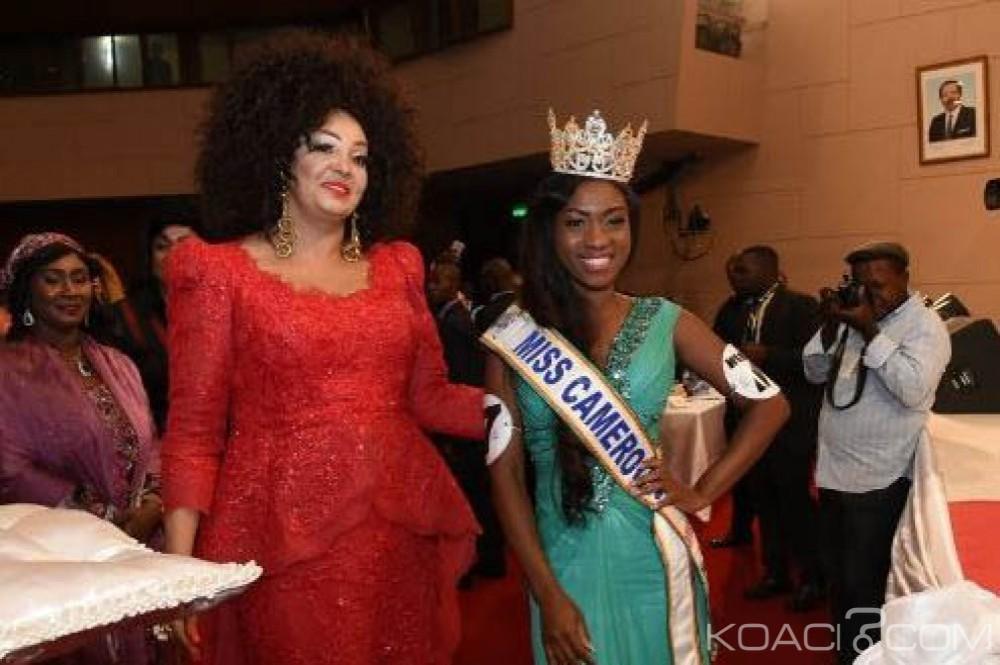 Cameroun: Caroline Aimée Nseké, couronnée «Miss Cameroun 2018»