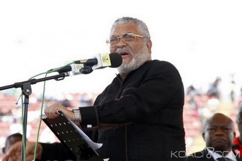 Ghana: Commémoration de la Révolution, Rawlings explique ses critiques contre le NDC