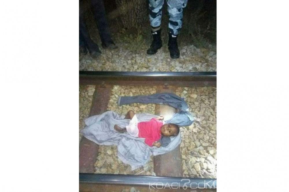 Côte d'Ivoire: Miracle à Ouangolo, un bébé survit au passage d'un train