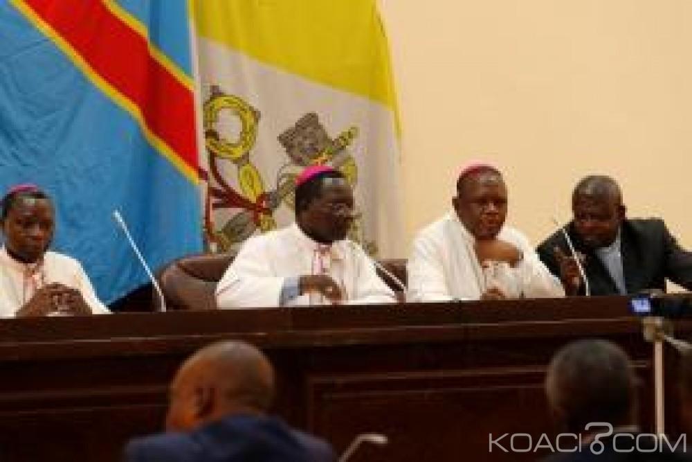 RDC:  Messes anti- Kabila du 31 Décembre , l' épiscopat «  choqué » réclame  une enquête après la mort de manifestants