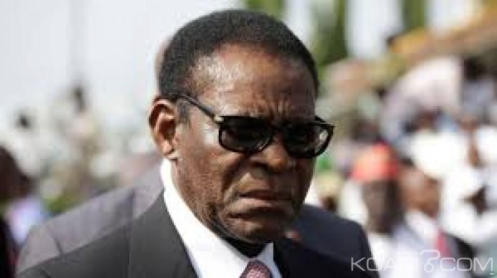 Guinée Equatoriale: Une tentative de coup d'État contre le Président Obiang avortée