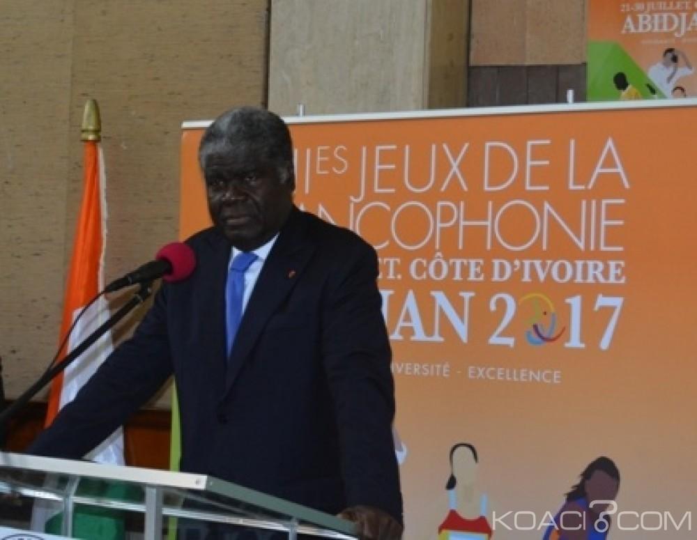 Côte d'Ivoire : Cinq mois après les jeux de la Francophonie, Beugré Mambé est-il toujours ministre ?