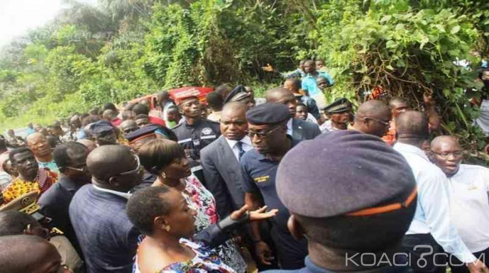 Côte d'Ivoire: Drame d'Adiaké, une délégation gouvernementale sur le lieu du drame et au chevet des blessés