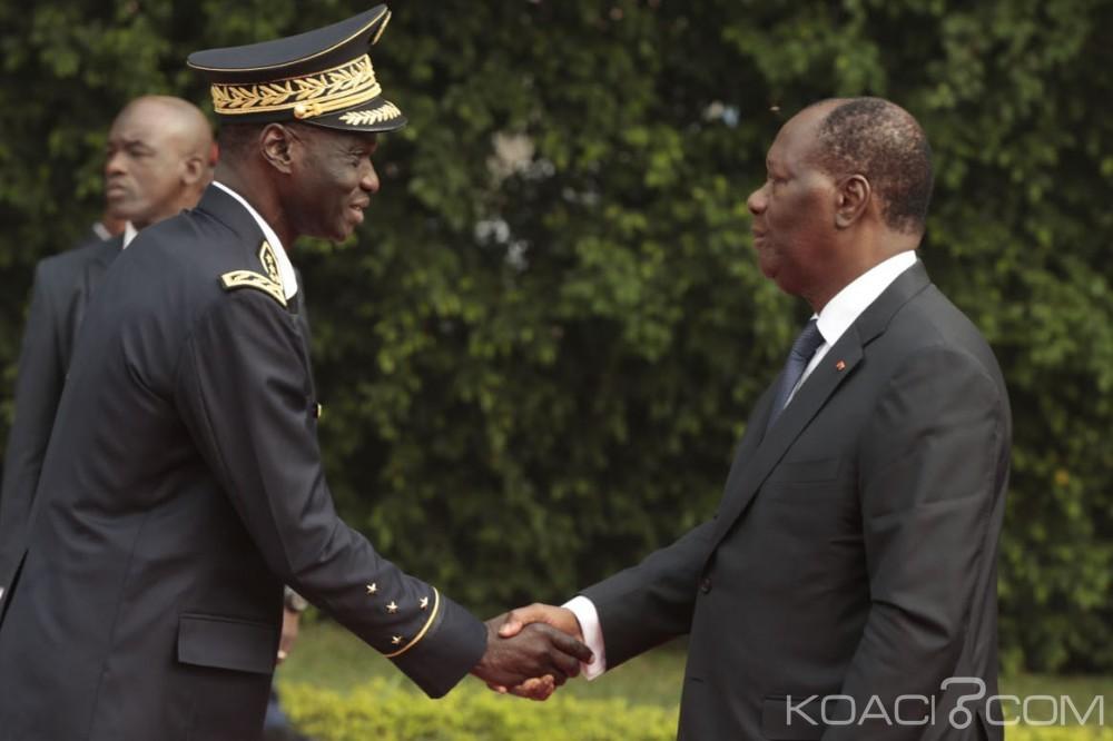 Côte d'Ivoire: 230 militaires et gendarmes radiés  en 2017, pour faute contre l'honneur, désertions et autres manquements à la discipline