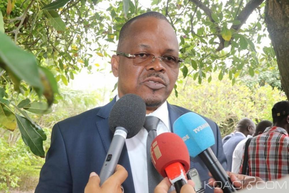 Côte d'Ivoire: Elections sénatoriales, Alain Lobognon, «cet argent ne servirait-il pas à consolider les instruments d'élections crédibles en 2020? »