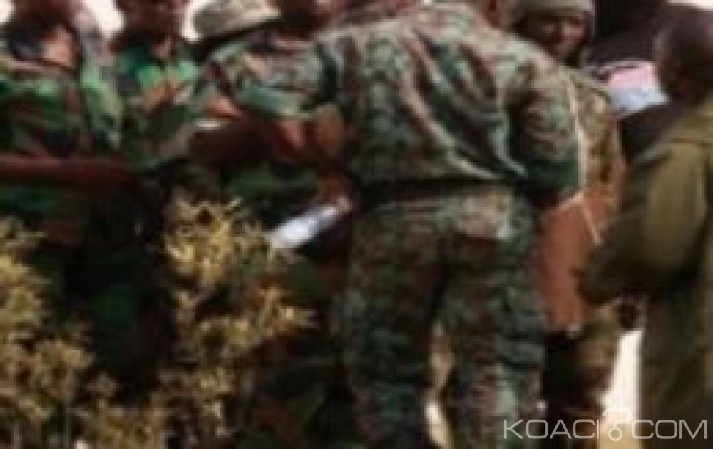 Côte d'Ivoire: Ras le bol militaire à Bouaké, des éléments du BASS investissent la base du CCDO pour exiger le départ d'Amoudé