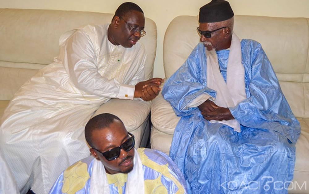 Sénégal: Décès du Khalife Général des Mourides, Macky Sall à Touba aujourd'hui annule la réunion du Conseil des ministres