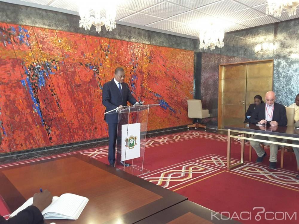 Côte d'Ivoire : Financement de l'économie nationale, la Caisse des dépôts et consignations créée pour la mobilisation des ressources à long terme