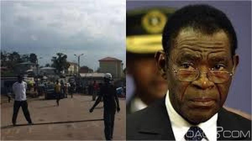 Guinée Equatoriale: Pour Malabo, le «putsch manqué» contre Obiang aurait été préparé en France