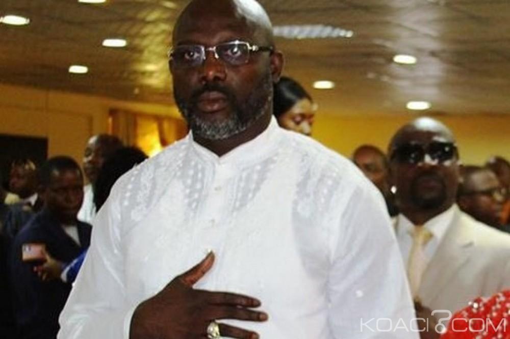 Liberia: Le parti UP promet une opposition constructive à Weah