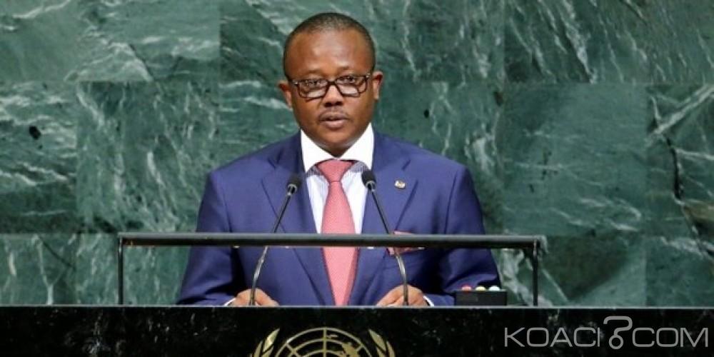 Guinée Bissau: Départ du Premier ministre Umaro Sissoco Embalo