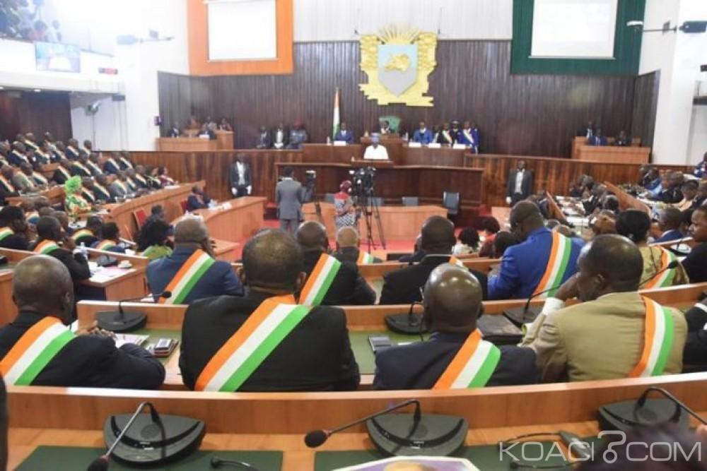 Côte d'Ivoire: Budget 2018,  vers une  augmentation  du salaire des députés de 500.000 FCFA ?