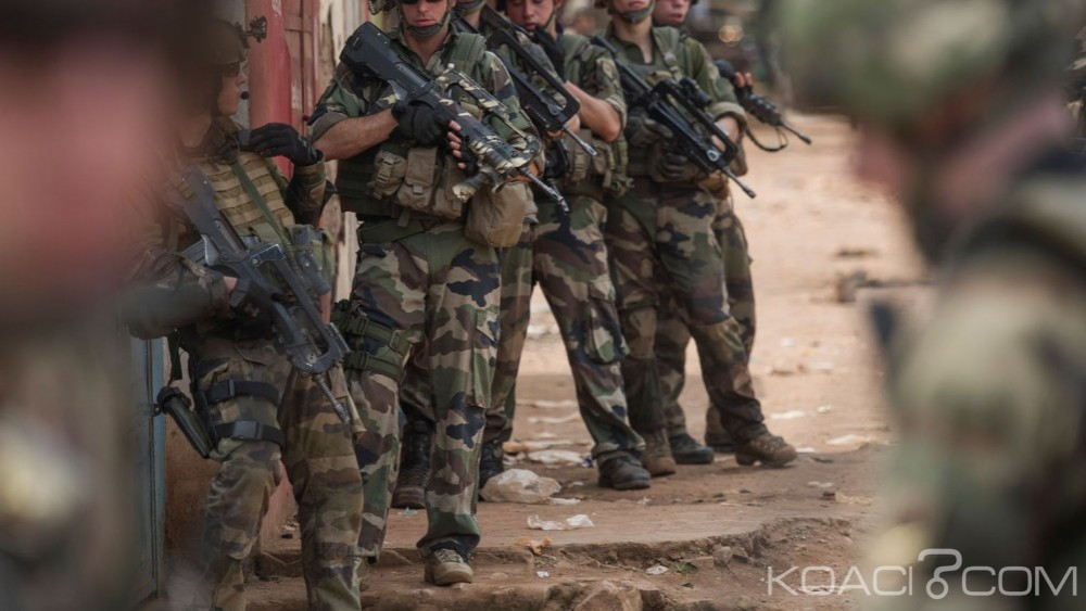 Centrafrique:  Soldats français accusés de viols  sur des mineurs, la justice  prononce un non lieu