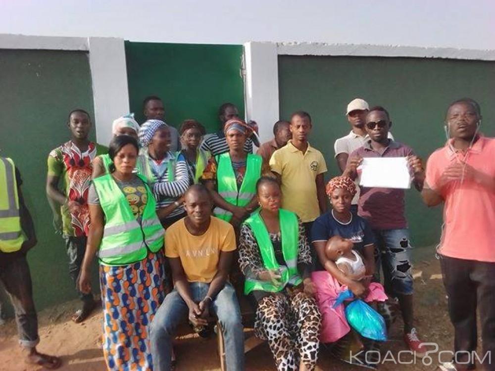 Côte d'Ivoire: Séguéla, pour salaire impayé, les travailleurs du projet Thimo menacent de fermer les locaux de la mairie et l'Agence Emploi Jeunes