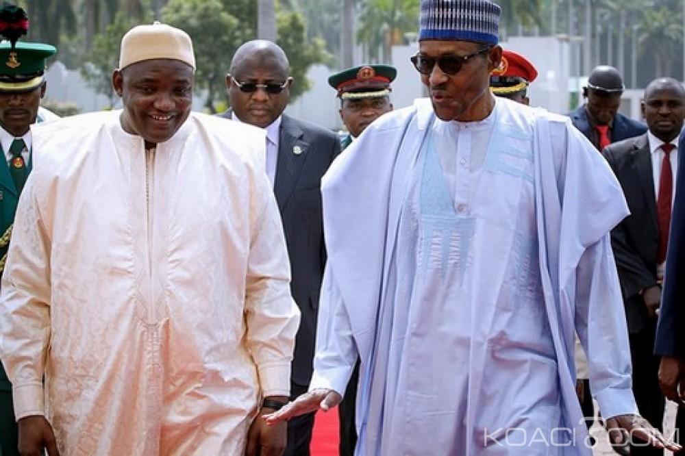 Nigeria-Gambie: Buhari désigné médiateur en Gambie, retour sur la capitulation de Jammeh