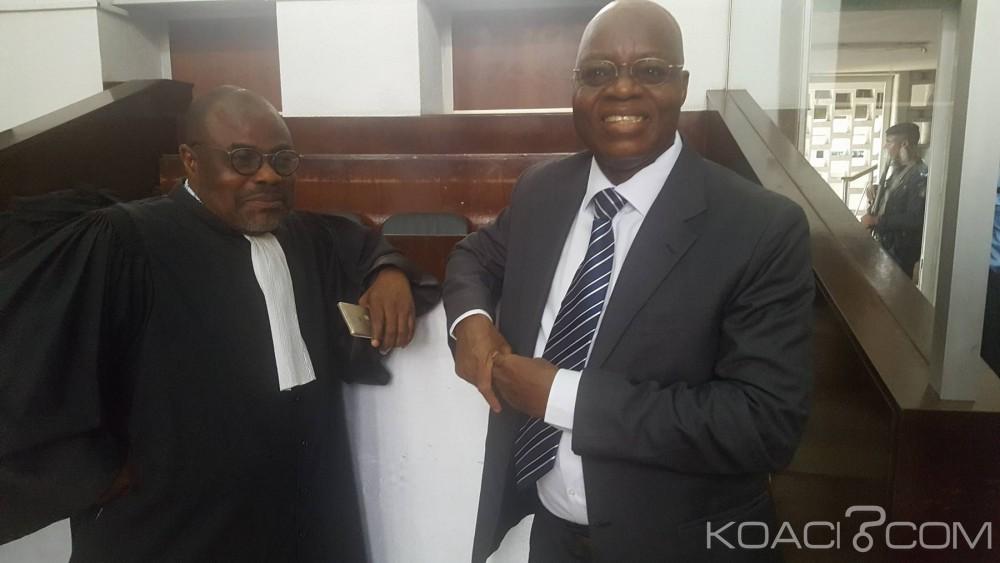 Côte d'Ivoire: Assises, le ministre Lida Kouassi soutient qu'il n'est pas un assassin mais «un prisonnier politique»
