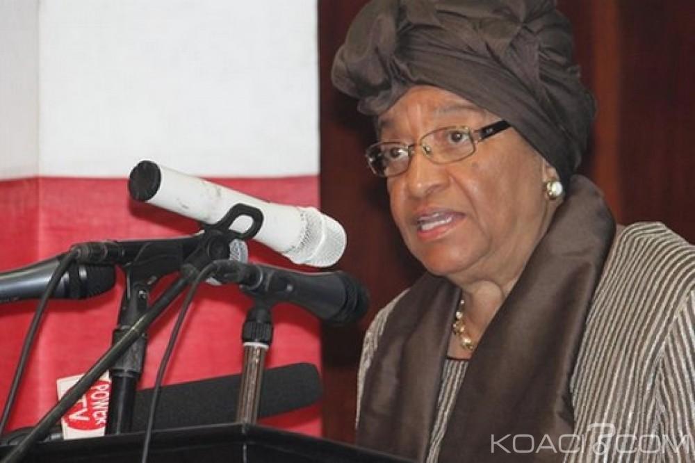 Liberia: La Présidente Sirleaf rejette son exclusion du parti UP et promet faire appel