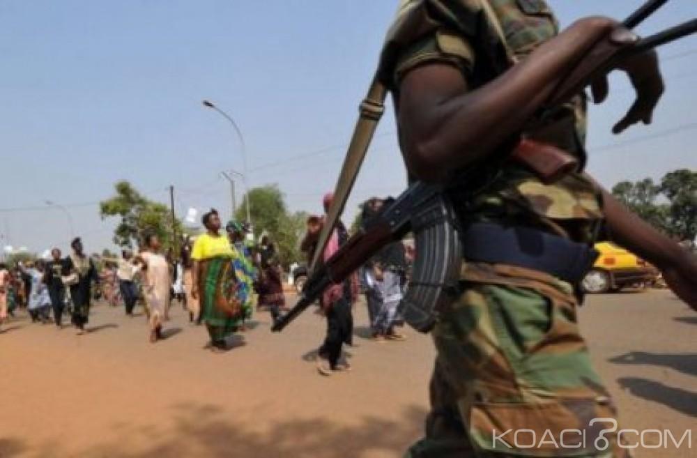 Centrafrique: PK5, une fusillade entre hommes armés fait un mort et une dizaine de blessés