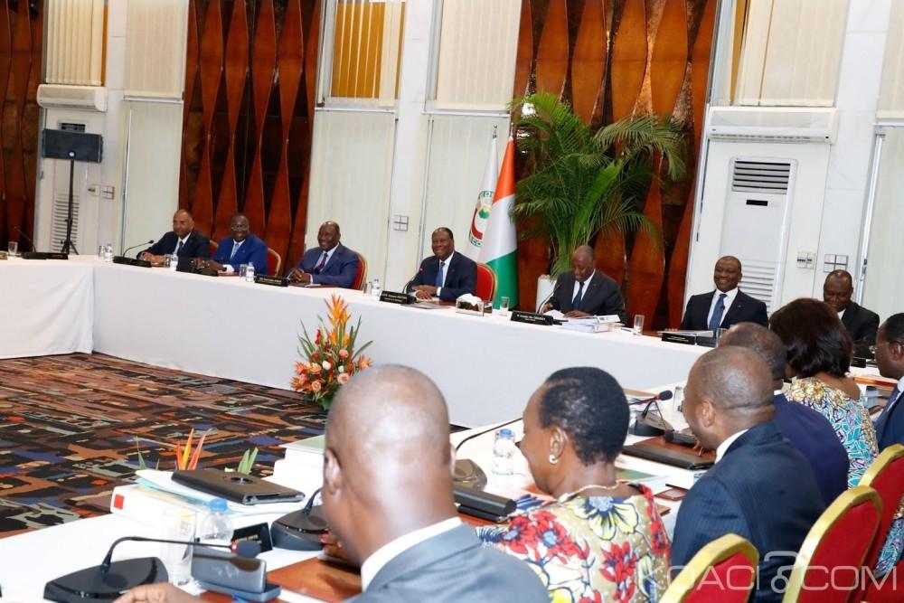 Côte d'Ivoire: De nouvelles nominations dans certaines administrations et des organigrammes arrêtés