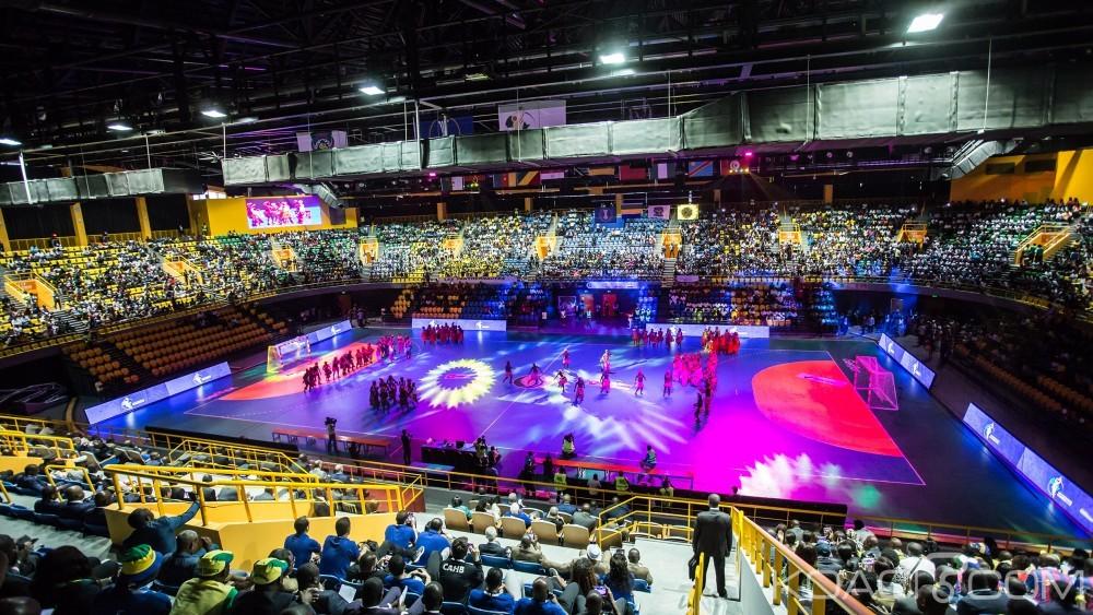 Gabon: Ouverture de la CAN 2018 de Handball à Libreville, première victoire des Panthères