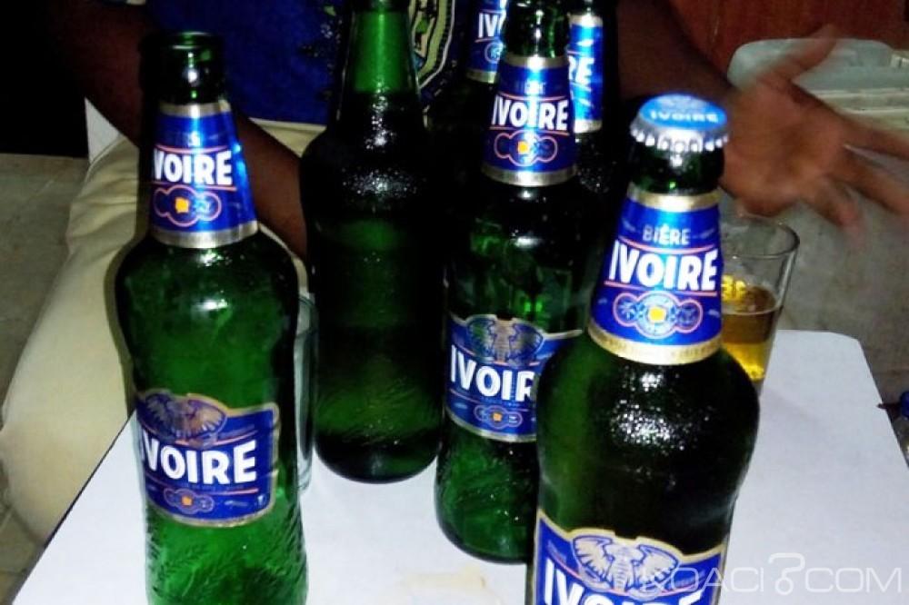 Côte d'Ivoire: Des bouteilles de bière volées dans un camion en pleine circulation à Abidjan