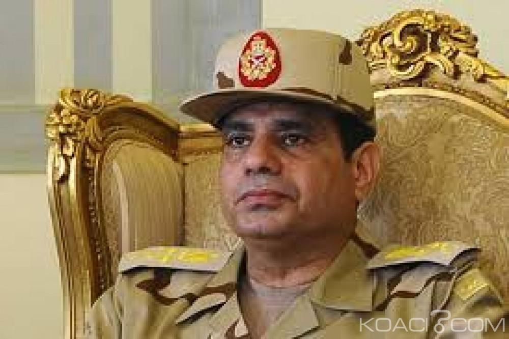 Egypte: Abdel Fattah al-Sissi limoge son chef des services secrets