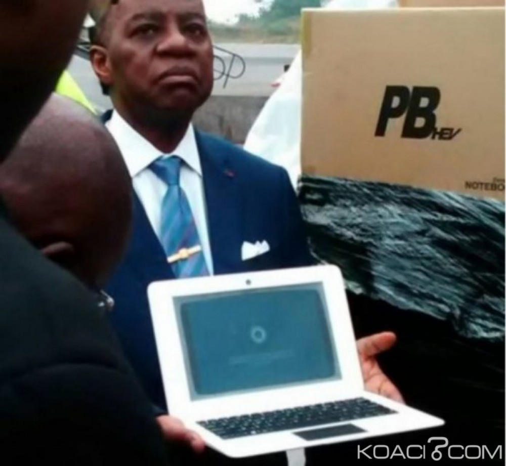 Cameroun: Soupçons de détournements autour du don d'ordinateurs, Biya prescrit une enquête