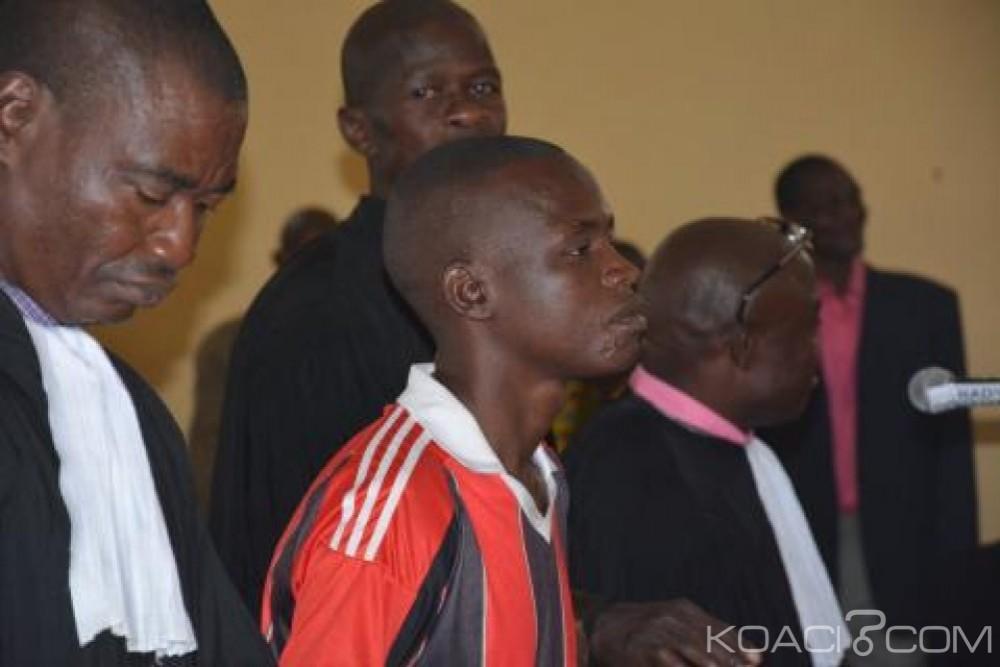 Centrafrique: Le  «général Andjilo», chef antibalakas condamné aux travaux forcés à perpétuité