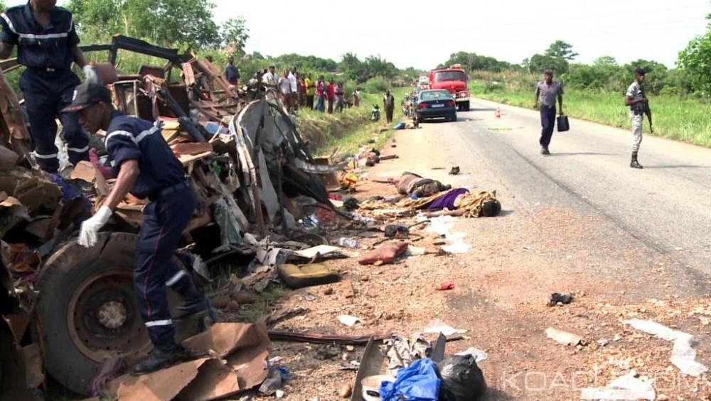 Sénégal-Burkina Faso: 1,5 million de dollars financé dans la prévention routière