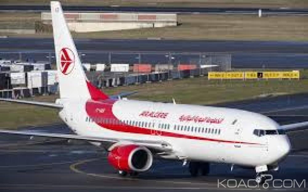 Algérie:  Une grève «surprise»  cloue des avions d'Air Algérie au sol