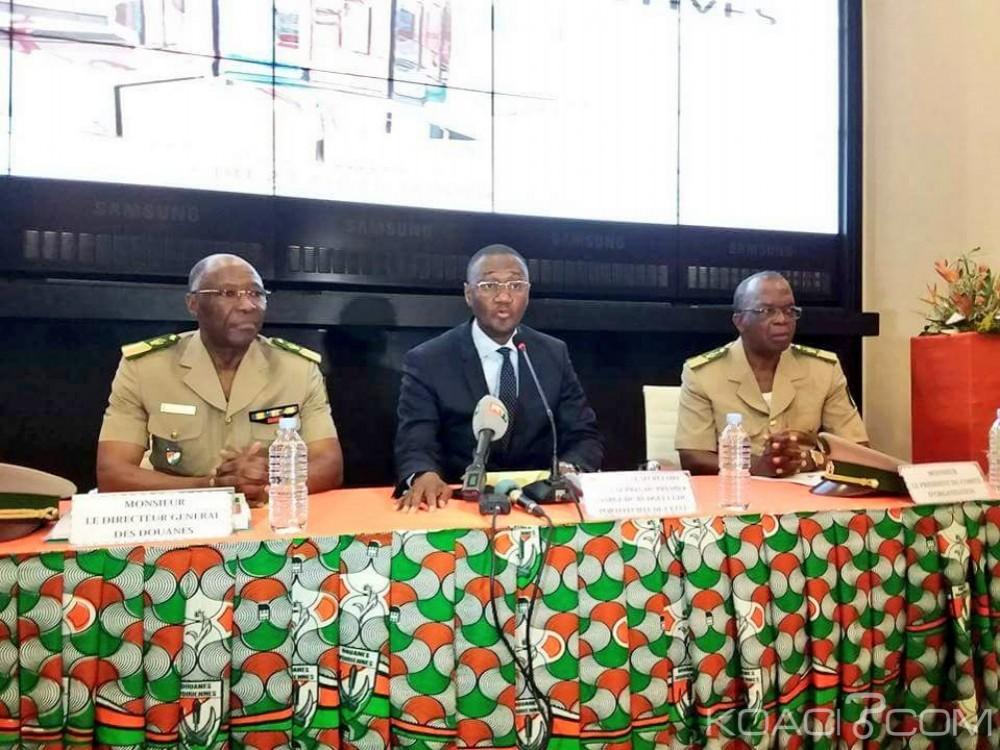 Côte d'Ivoire: Les Douanes enregistrent un excédent de 42,91 milliards de recettes en 2017 et se fixent des objectifs de 1803,50 milliards de FCFA