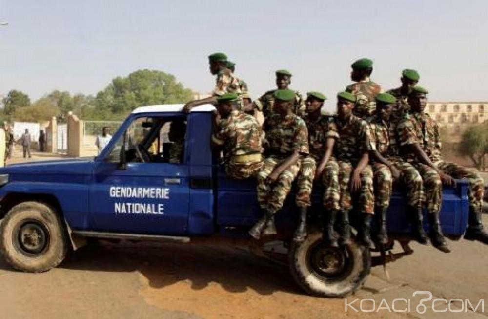 Niger: Deux gendarmes tués et 7 blessés dans une attaque armée dans le sud ouest