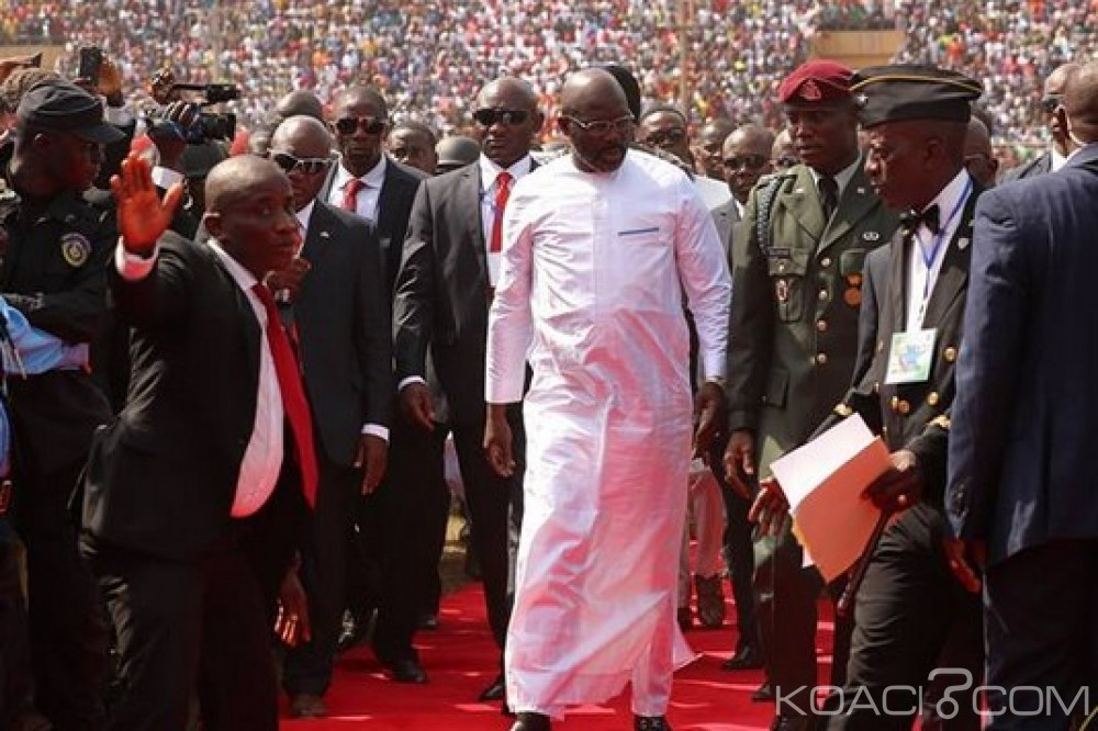 Liberia: Formation partielle du gouvernement, un nouveau Chef de l'Armée désigné