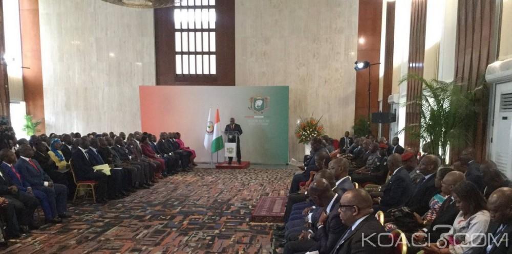 Côte d'Ivoire: Voeux à la presse, Ouattara annonce 1,4 milliard de Fcfa pour la presse «traditionnelle»