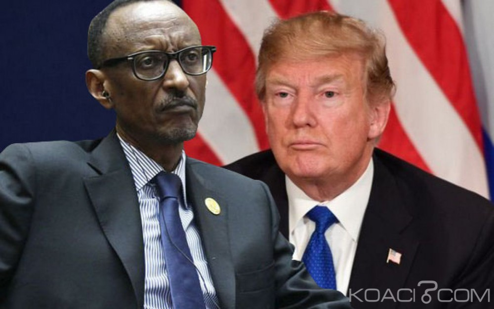 Rwanda:  Paul Kagame, seul président africain dans l'agenda de Trump à  Davos